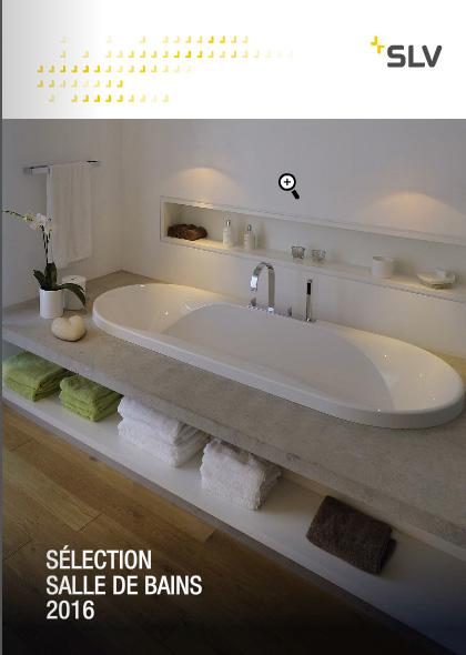 Catalogue SLV pour salle de bain