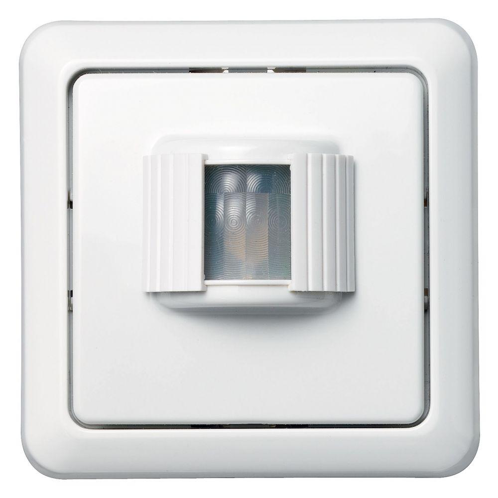 detecteur de mouvement sans fil a usage interieur slv. Black Bedroom Furniture Sets. Home Design Ideas