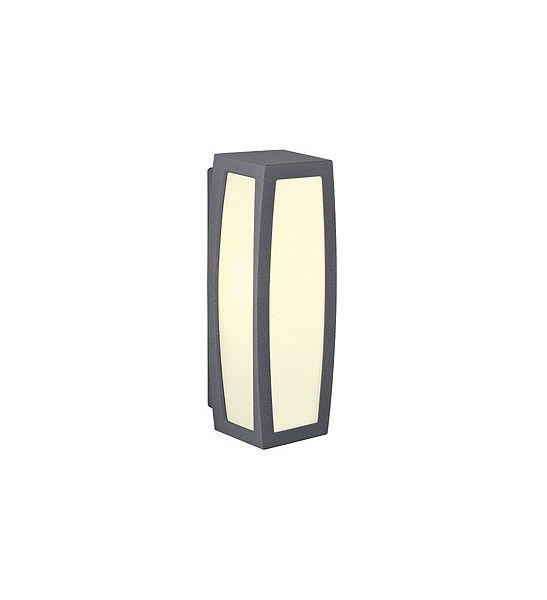 meridian box applique plafonnier e27 gris anthracite slv. Black Bedroom Furniture Sets. Home Design Ideas