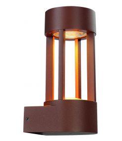 applique SLOTS WALL fonte rouillée 63W LED 3000K