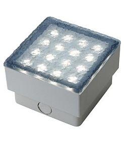 Pave led q3, 10x10cm, led blanche