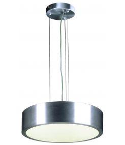 MEDO LED suspension alu brossé SMD LED 18W 3000K