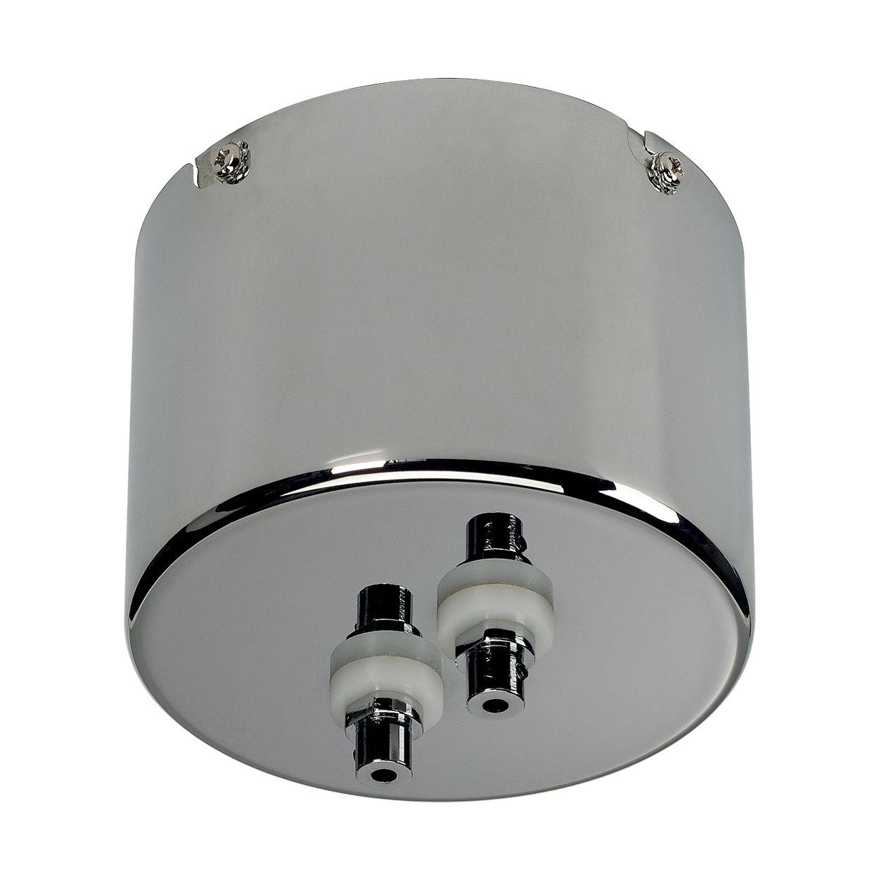 transformateur ferromagn tique 210va chrome 12v pour alimentation directe slv. Black Bedroom Furniture Sets. Home Design Ideas