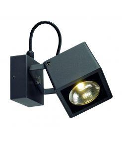 BIG NAUTILUS SQUARE LED, applique, anthracite, 12W, LED 3000K