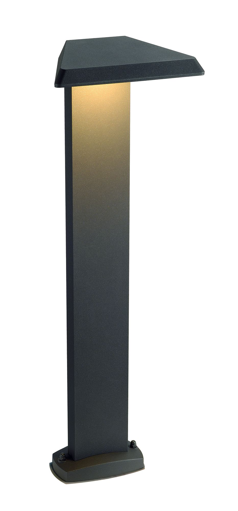 borne led trapecco anthracite de slv un eclairage pour exterieur. Black Bedroom Furniture Sets. Home Design Ideas