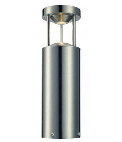 VAP LED 30, borne LED ronde, Inox 316, 6W LED 3000K