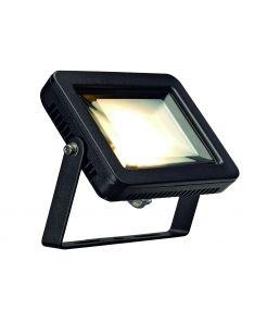projecteur exterieur noir SPOODI LED 8.3W, 3000K, 760lm, IRC80