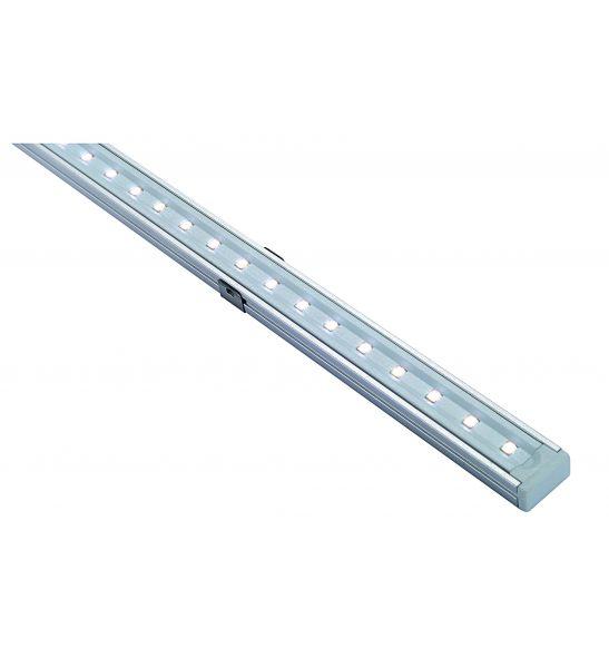 Plafonnier PADI LED 600 en aluminium anodisé