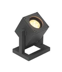 projecteur CUBIX 1, anthracite, GU10 max. 25W