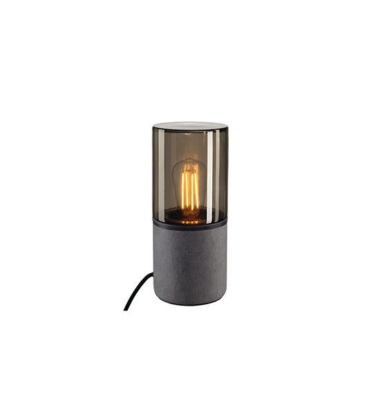Lampe à poser ronde LISENNE, E27 max. 23W
