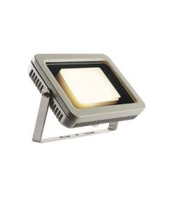 SPOODI 20, projecteur extérieur gris argent, LED 30W, 3000K