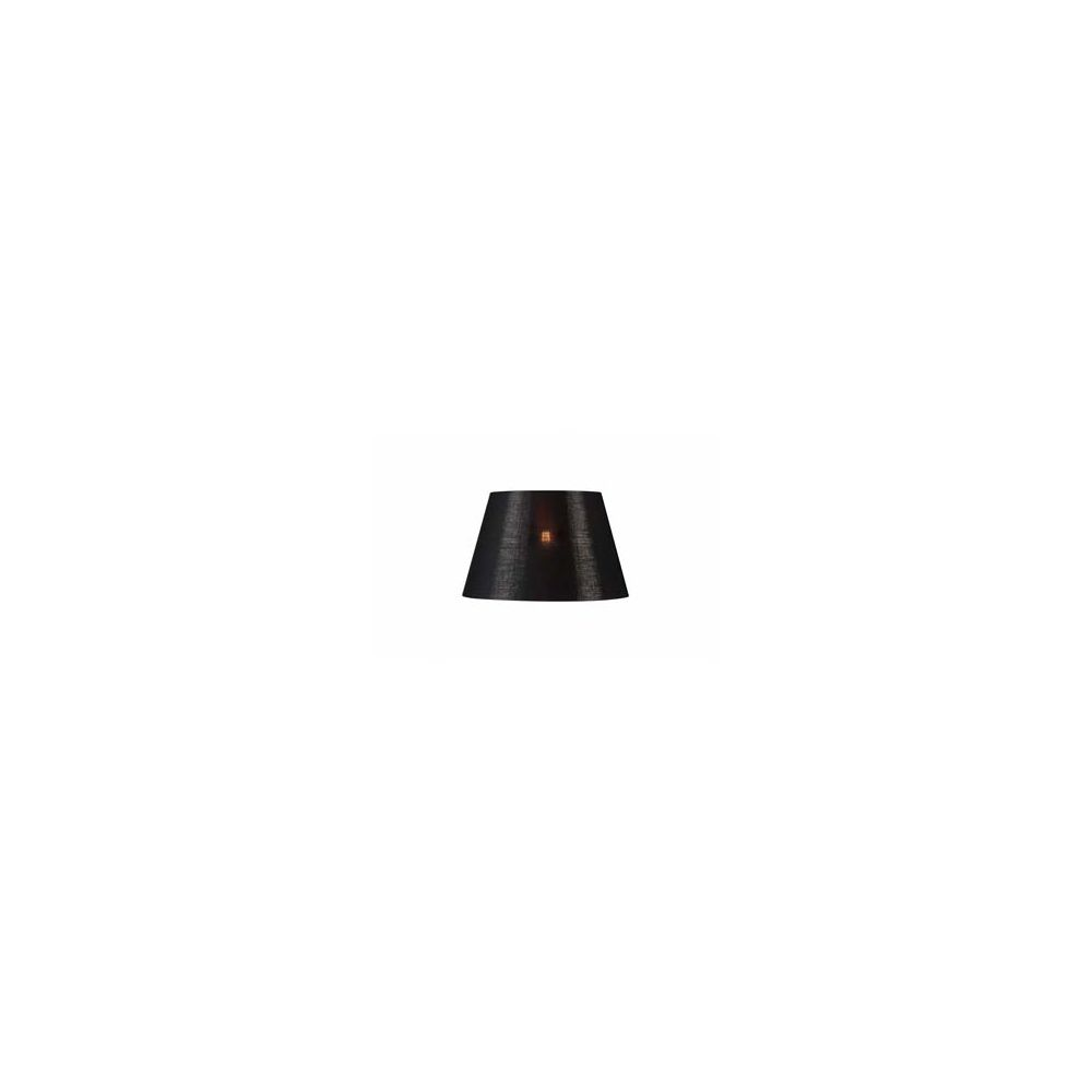 fenda abat jour conique diametre 45cm noir cuivre slv. Black Bedroom Furniture Sets. Home Design Ideas