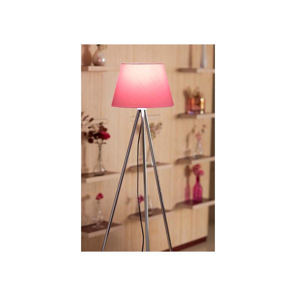 abat jour fenda rose de slv mesurant 30 cm de diametre. Black Bedroom Furniture Sets. Home Design Ideas