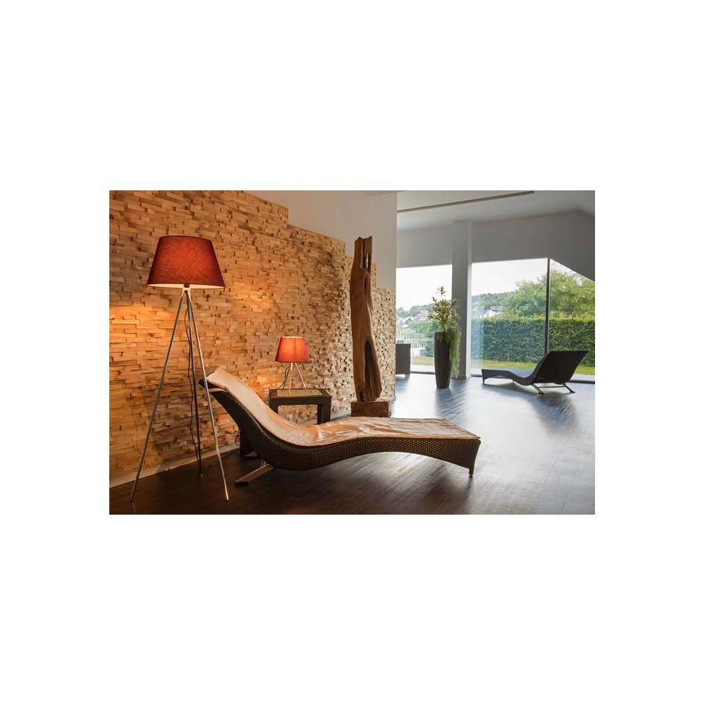 abat jour conique 30cm fenda bordeaux slv. Black Bedroom Furniture Sets. Home Design Ideas