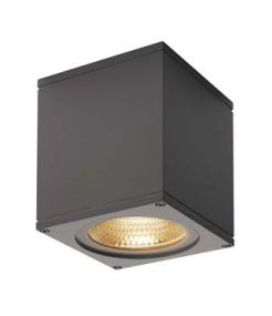 BIG THEO, plafonnier, anthracite, 21W, LED 3000K, 2000lm