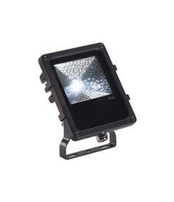 Projecteur exterieur DISOS, 12W, LED 4000K, noir