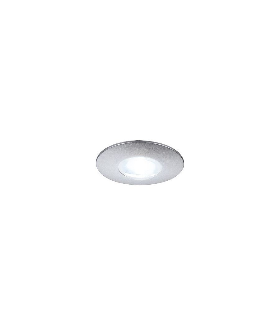 Spot encastrable plat lightpoint led un luminaire slv by - Spot led encastrable plafond extra plat ...