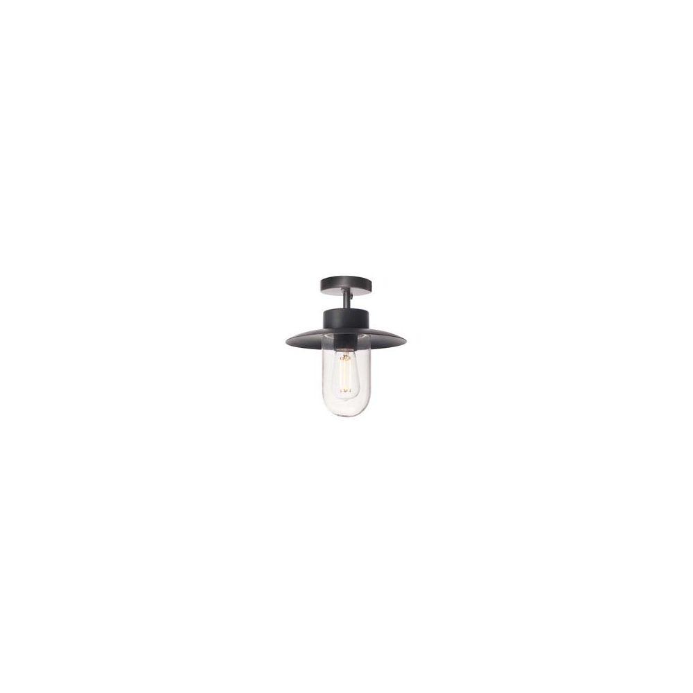 Plafonnier molat anthracite de slv d un design moderne for Luminaire exterieur anthracite