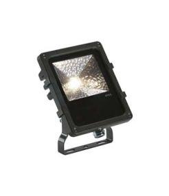 DISOS LED, projecteur exterieur, noir, LED 12W 3000K, IP65