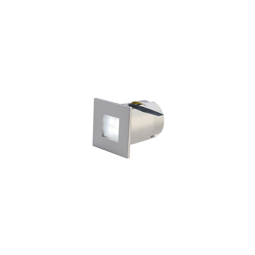 spot carr encastrable led blanc chaud mini frame slv. Black Bedroom Furniture Sets. Home Design Ideas