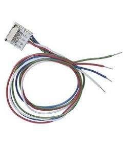 Alimentation pour rouleaux flexled rgb 24v, 15mm, cable 50cm, 1 pce