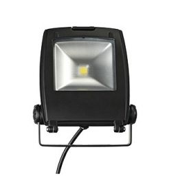 Led flood light 10w, projecteur noir, led blanche, 120°