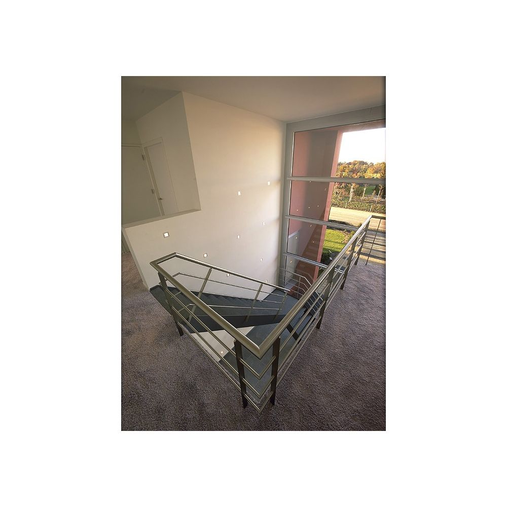 encastr mural blanc frame basic led slv. Black Bedroom Furniture Sets. Home Design Ideas