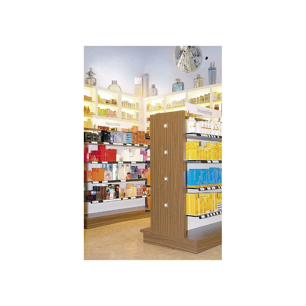 spot carr encastrable led blanc mini frame slv. Black Bedroom Furniture Sets. Home Design Ideas