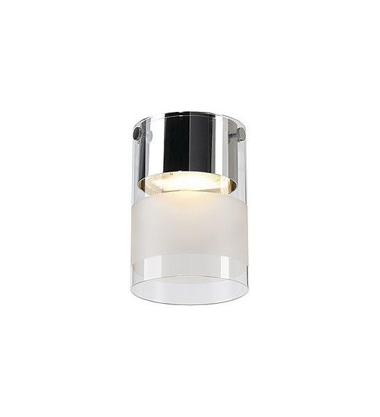 commo cl 1 plafonnier rond verre partiellement satine gx53 max 13 5 Meilleur De Plafonnier Rond Verre Hiw6
