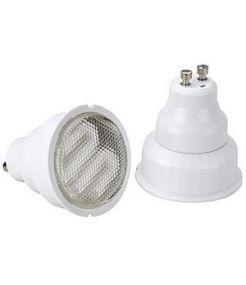 LAMPE ECONOMIQUE GU10, 7W, 2700K