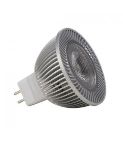 MR16 LED 1x3W GU5,3, BLANCHE, 12V