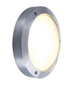Bulan - applique e14 11w max - metal brosse