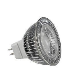MR16 LED 5W, BLANC CHAUD, 30°, NON VARIABLE