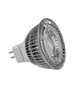 MR16 LED 5W, BLANC CHAUD, 60°, NON VARIABLE