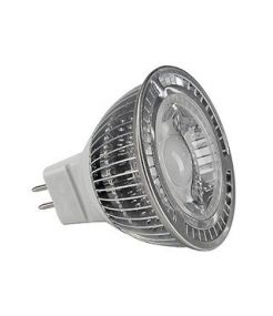 MR16 LED 5W, BLANCHE, 30°, NON VARIABLE