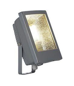 Sxl ii, projecteur exterieur, e27 24w max, gris argent