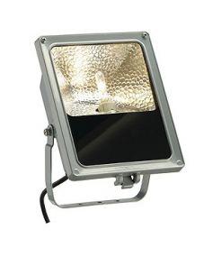 Sxl compact, projecteur exterieur, gris argent, gu6.5, 35w
