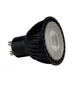 Lampe LED GU10 4W, SMD LED, 3000K, 40°, non variable