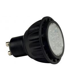 Lampe LED GU10 7W, SMD LED, 3000K, 36°, non variable