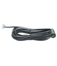 Cable d'alimentation pour bandeaux led rgb ext.