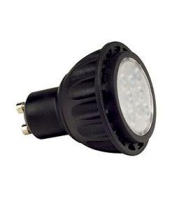 LED GU10, 7W, SMD LED, 3000K, 36°, variable