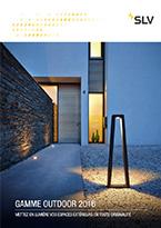Catalogue luminaire extérieur SLV